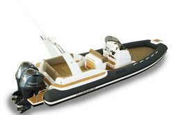 Clubman 28 with motors (high definition)