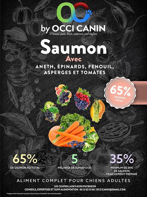 OC Athlétic Superfood Saumon Grain free