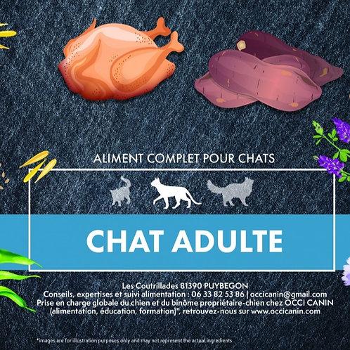 OC Chat stérilisé Grain Free