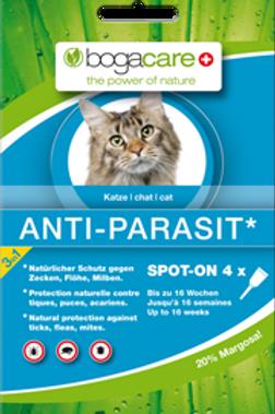 Anti-Parasit, Spot-on, Bogacare