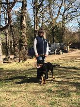 Sandrine Licata Responsable administrative aromathérapeute animale OCCI CANIN Tarn 81 France