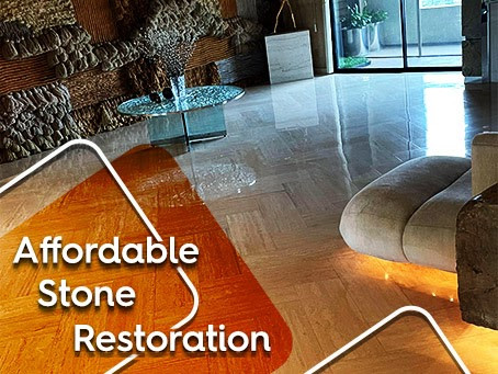 Restore the Original Sheen of Natural Stone Floor Tiles with Professional Care and Maintenance