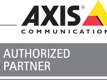 Authorized Partner von Axis Communications