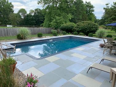 RenuKrete Classic Tile, Color Theme: Granite Slate