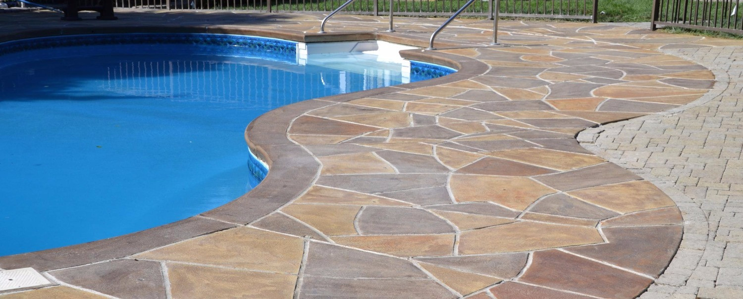 Pool Deck Concrete Resurfacing Options Renukrete