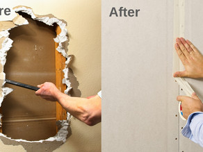 We Frame, Install and Repair Sheetrock Walls and Ceilings