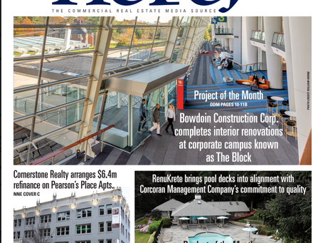 New England Real Estate Journal selects RenuKrete as Product of the Month