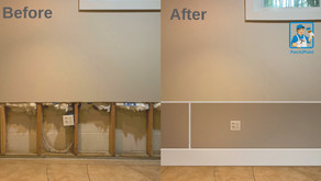 A Drywall Replacement that Stands Up to Flooding