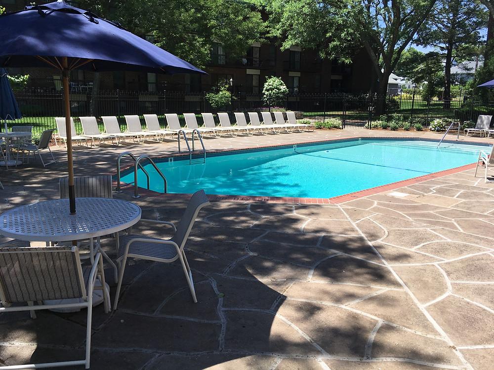 RenuKrete Pool Deck