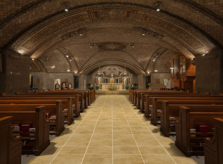 Engineered Concrete Flooring for Houses of Worship – Economical, Durable, Beautiful by RenuKrete!