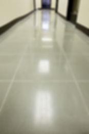 Typical Engineered Concrete Floor
