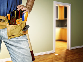 5 Reasons Why a Qualified Handyman is Right for your Home Improvement Projects