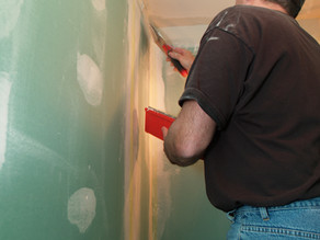 NJ sheetrock: From repairing holes to installing drywall, Patch2Paint is on it.