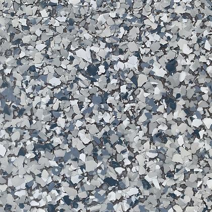 """Boulder Rock"" Epoxy Flooring, 6"" x 6"" Sample"