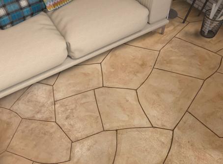 5-star review for RenuKrete concrete basement floor solution