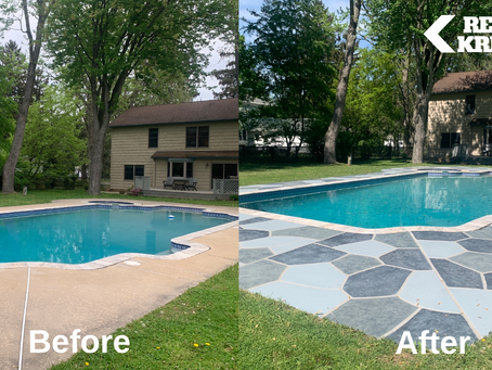 Is Your Concrete Pool Deck in Good Shape for Pool Season?