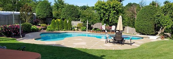 Pool Deck Classic - Woodward