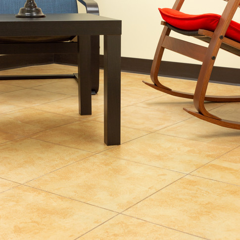 "Engineered Concrete Floor ""Tuscany"""