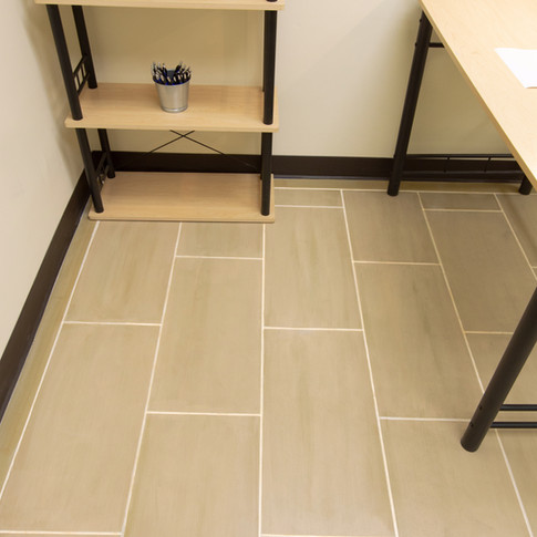 "Engineered Concrete Floor ""Birch Wood"""