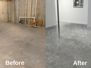 NJ Basement Renovations – Patch2Paint basement remodeling, redesign and repairs