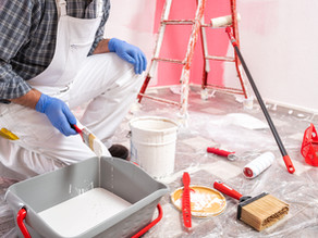 Looking for an interior painter near Montvale NJ? Call Patch2Paint Handyman Services.