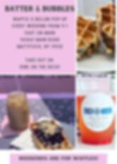 Purple Cupcake Photo Bake Sale Flyer (3)