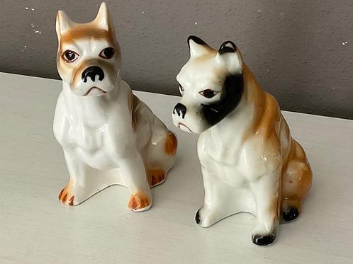 Porseleinen boxers/doggen