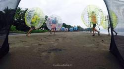 bubble foot trois rivières