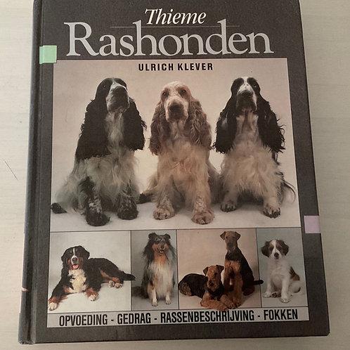 Handboek rashonden