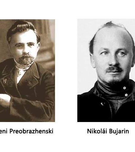 3.9- Polémica en la construcción del socialismo en la URSS, 1920: debate Bujarin-Preobrazhenski