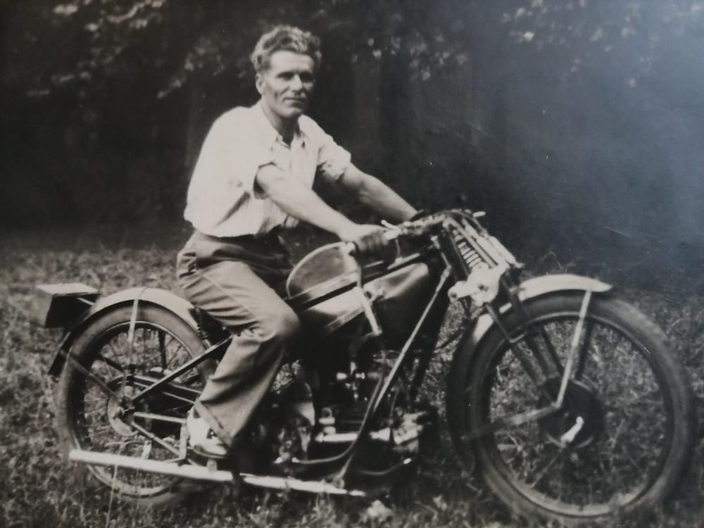 Giovanni Angelo Omodeo, abuelo materno de Marcelo Gullo, militante comunista.