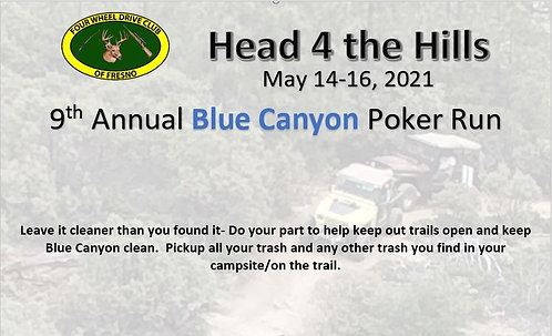 2021 Head 4 the Hills Registration