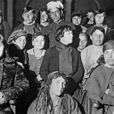 5.4- ¿Fue Alexandra Kollontai feminista?