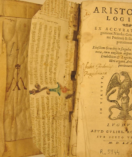 5.2- Breve historia de la lógica: de la lógica clásica a la lógica simbólica