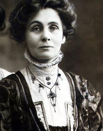 Emile Pankhurst