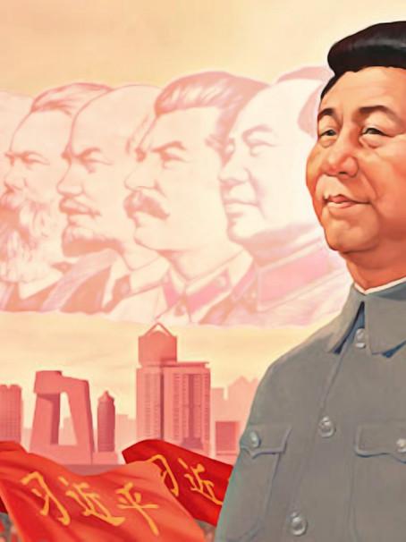 """5.12- El plan para la """"Nueva Era"""": el golpe de timón en el socialismo con características chinas."""