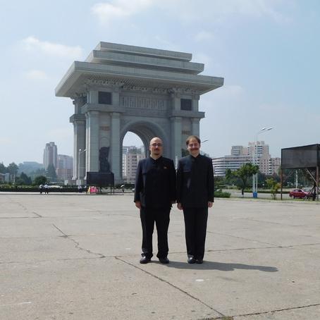 5.3- Estudiantes españoles en Corea del Norte: una entrevista internacionalista.