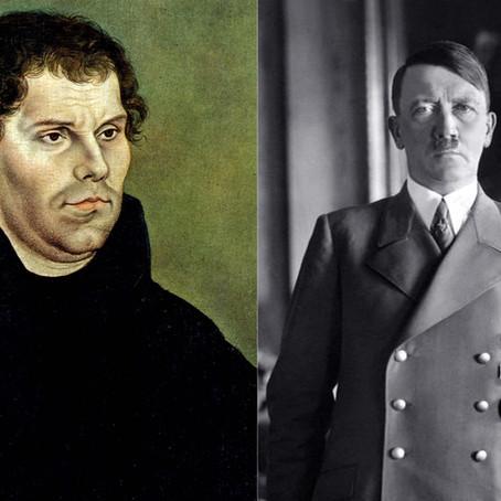 4.7- Desde Lutero hasta Hitler