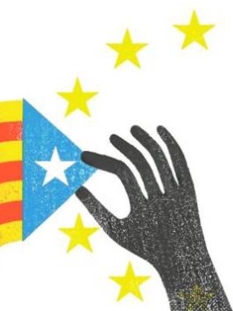 2.1- La otra cara de la Unión Europea tras el conflicto de Cataluña