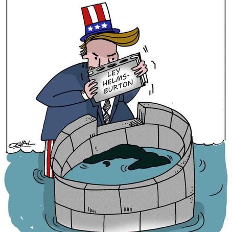 5.5- ¿En Cuba hay un bloqueo o un embargo?