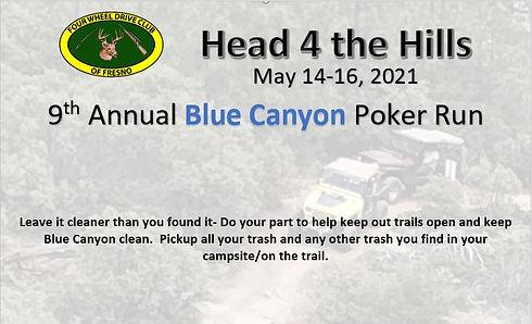 Blue Canyon 2021 Registration Website Pi