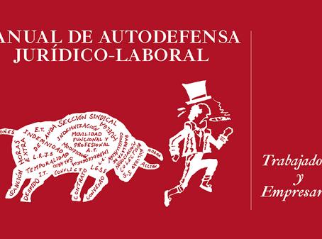 7.4- Manual de autodefensa jurídico-laboral: Lección I. Trabajadores y empresarios