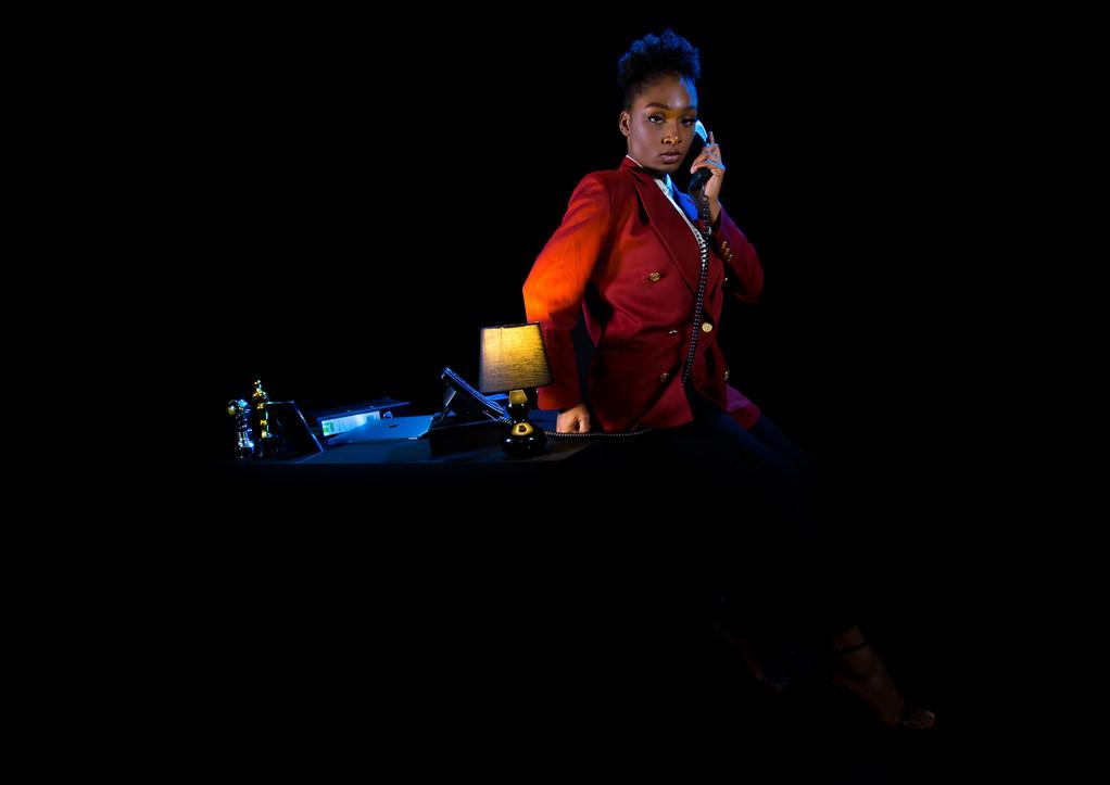 empowered melanin black women