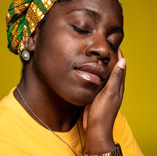 Portraits Spoken Word Artist Kaozara