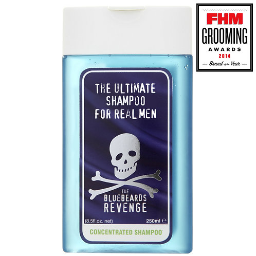 The Bluebeards Revenge concentrated Shampoo