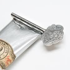 Metal Tube Key