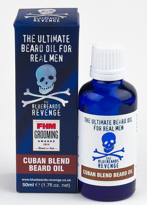 Beard Oil - Bluebeard's Revenge Cuban Beard Oil