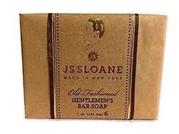 JS SLOANE Gentlemen's Bar Soap