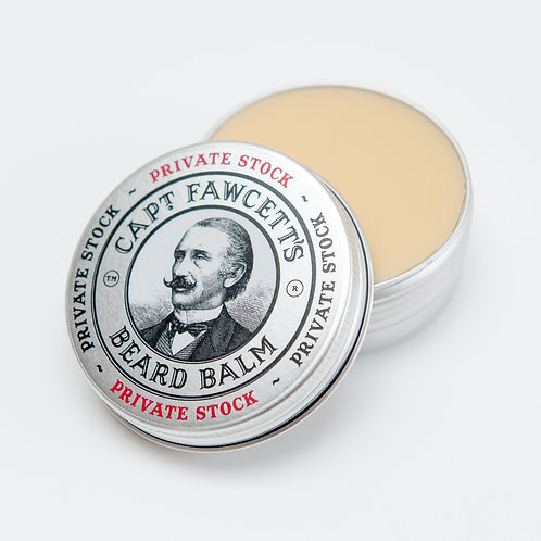 Captain Fawcett's Private Stock Beard Balm