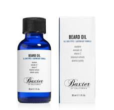 Baxter Beard Oil
